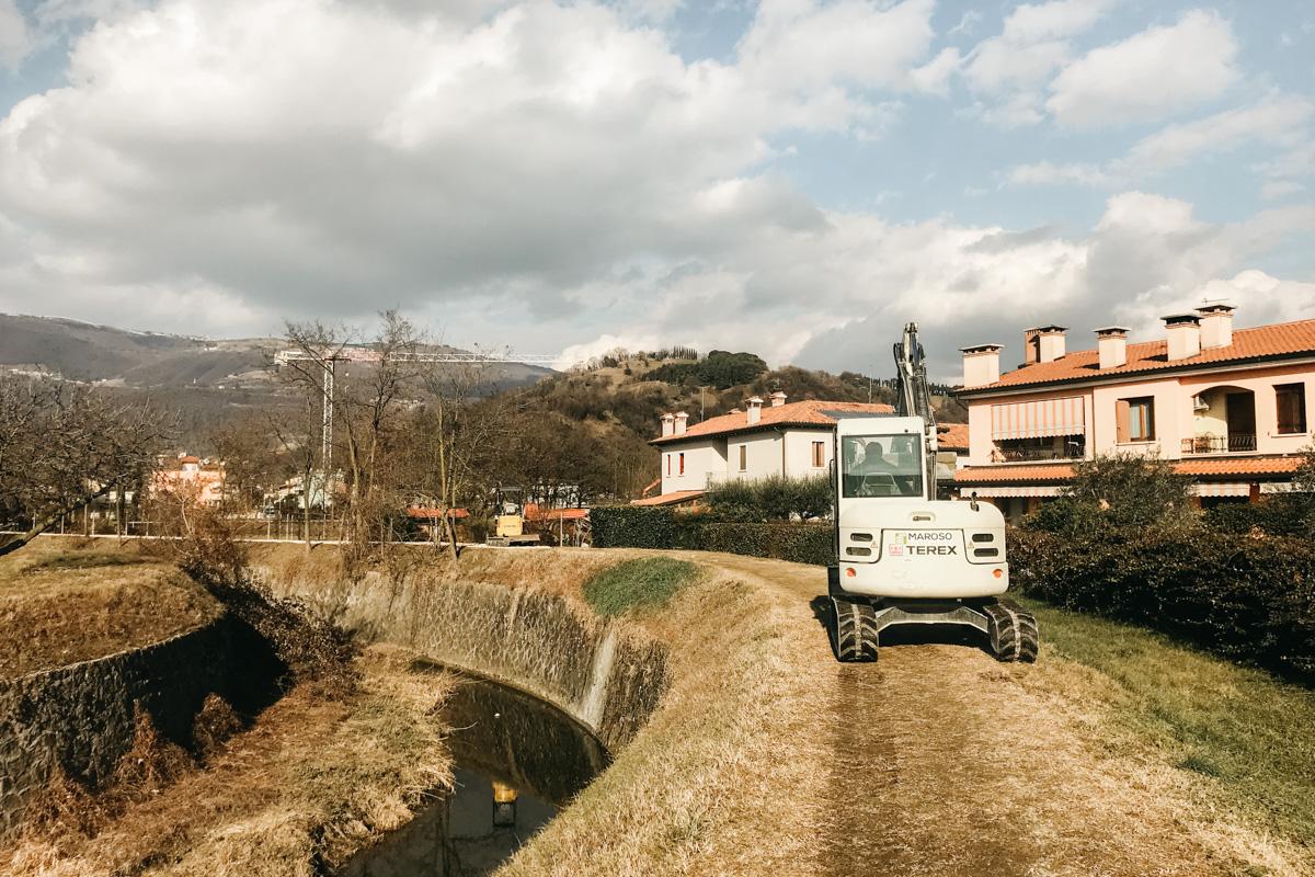 Pista Torrente Longhella - Marostica